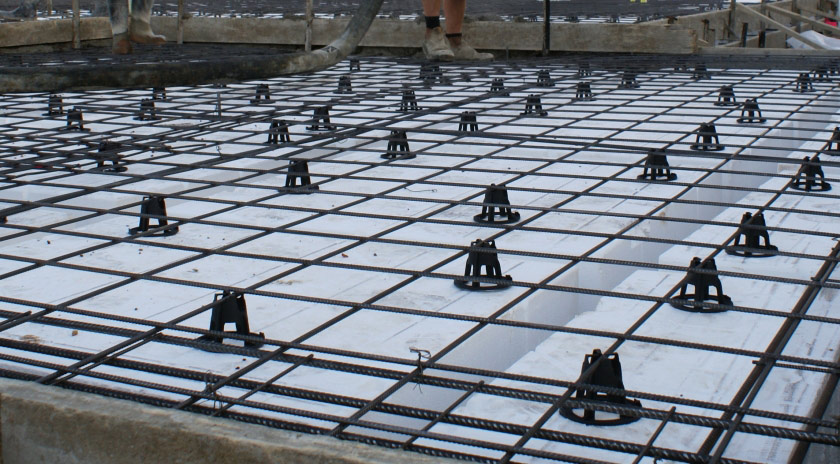 Spacer For Concrete Deck : Al awadi company for scaffolding and prefabricated houses